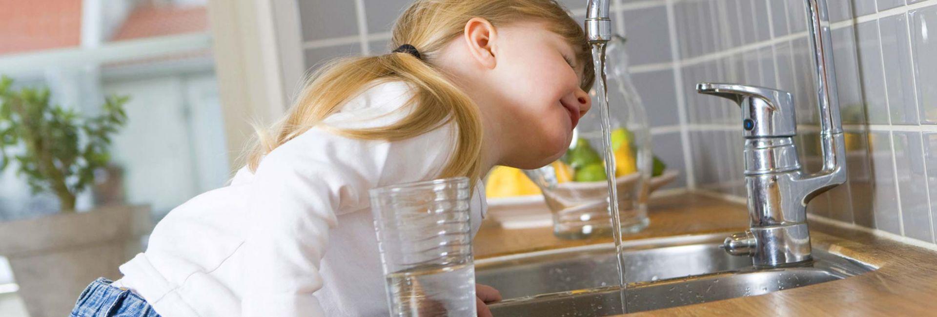 Depuratori d'acqua Aquabio per casa, ristoranti, bar e ufficio