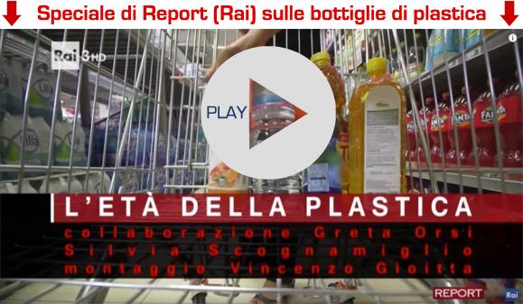 inchiesta report sulla plastica